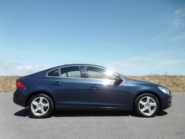 2011/61 VOLVO S60 1.6HDI SE LUX DRIVE S/S SALOON,£30/YEAR ROAD TAX, HI SPEC AND LOW MILEAGE ! Image 7