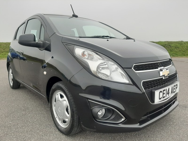 2014/14 CHEVROLET SPARK 1.2 LT, A LOVELY ECONOMIC LOW MILEAGE EXAMPLE ! Image 3