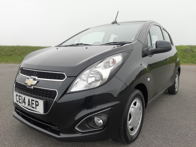 2014/14 CHEVROLET SPARK 1.2 LT, A LOVELY ECONOMIC LOW MILEAGE EXAMPLE ! Image 1