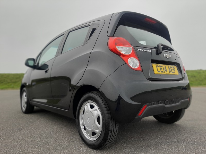 2014/14 CHEVROLET SPARK 1.2 LT, A LOVELY ECONOMIC LOW MILEAGE EXAMPLE ! Image 6