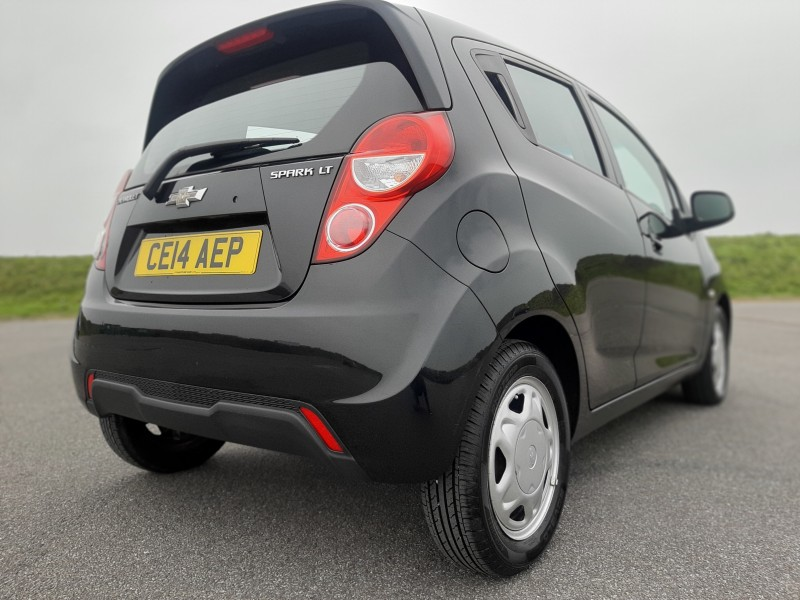 2014/14 CHEVROLET SPARK 1.2 LT, A LOVELY ECONOMIC LOW MILEAGE EXAMPLE ! Image 4