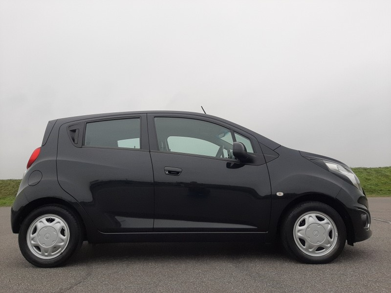 2014/14 CHEVROLET SPARK 1.2 LT, A LOVELY ECONOMIC LOW MILEAGE EXAMPLE ! Image 7