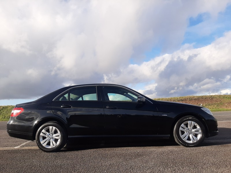 2009/59 MERCEDES E220CDI SE BLUE EFFICIENCY SALOON STUNNING WITH LOW MILEAGE ! Image 7