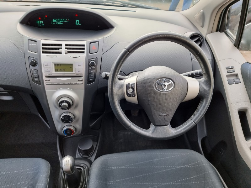 2008/58 TOYOTA YARIS 1.4 D-4D TR 5 DOOR, STUNNING AND ONLY £30/YEAR ROAD TAX ! Image 10