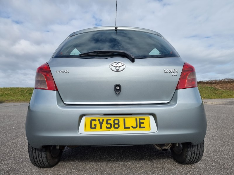 2008/58 TOYOTA YARIS 1.4 D-4D TR 5 DOOR, STUNNING AND ONLY £30/YEAR ROAD TAX ! Image 5