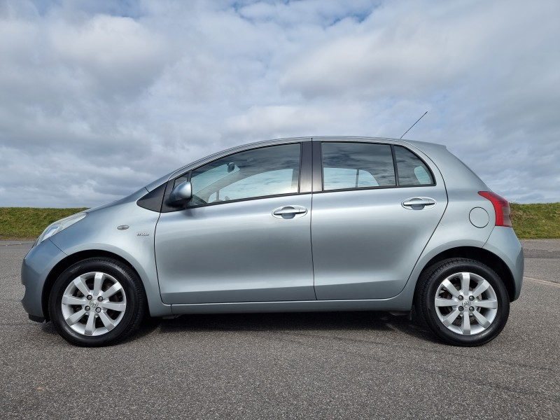 2008/58 TOYOTA YARIS 1.4 D-4D TR 5 DOOR, STUNNING AND ONLY £30/YEAR ROAD TAX ! Image 9