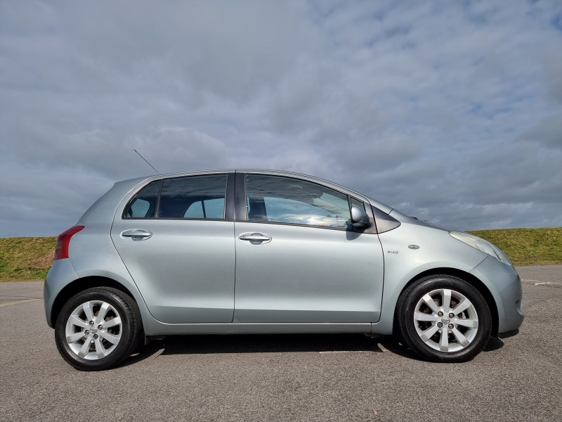 2008/58 TOYOTA YARIS 1.4 D-4D TR 5 DOOR, STUNNING AND ONLY £30/YEAR ROAD TAX ! Image 7