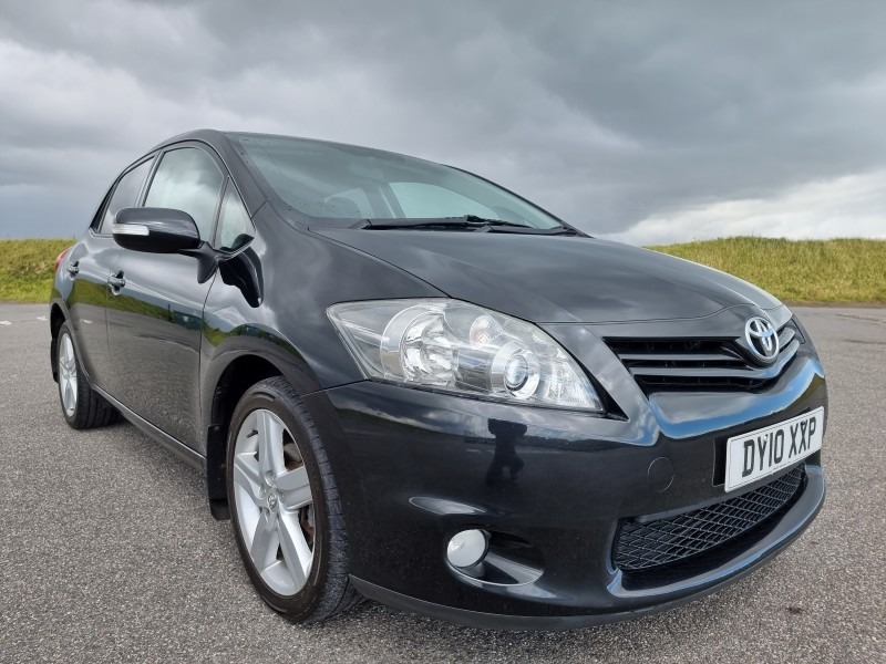 2010/10 TOYOTA AURIS 1.6 V-MATIC SR 5 DOOR, A LOVELY LOW MILEAGE EXAMPLE ! Image 3
