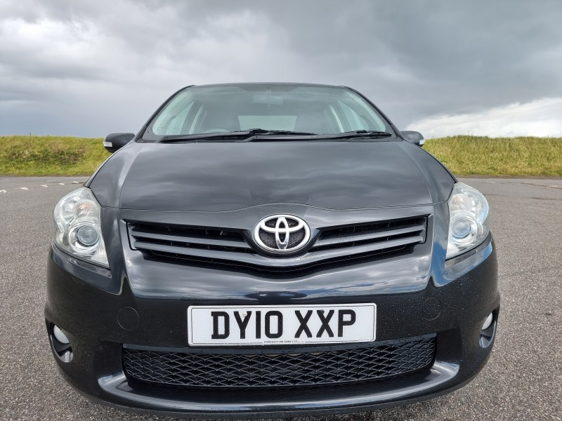 2010/10 TOYOTA AURIS 1.6 V-MATIC SR 5 DOOR, A LOVELY LOW MILEAGE EXAMPLE ! Image 2