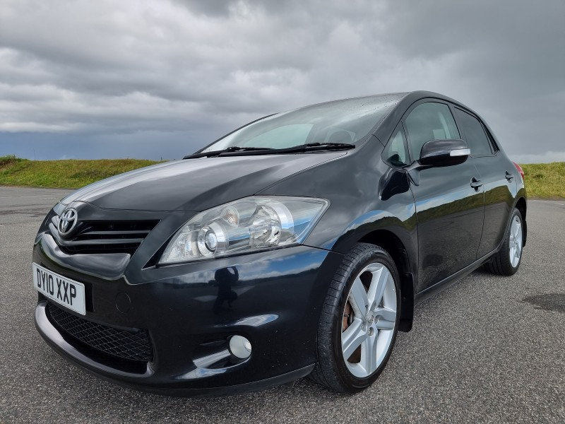 2010/10 TOYOTA AURIS 1.6 V-MATIC SR 5 DOOR, A LOVELY LOW MILEAGE EXAMPLE ! Image 1
